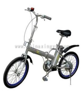 Electric Bicycle (Foldable) (XY-TDN28Z)