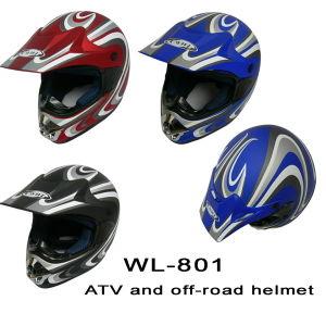 Motorcross Helmet (WL-801)