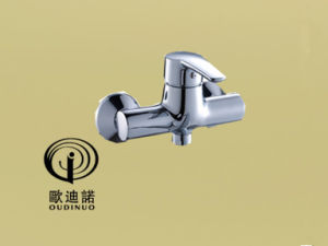 Brass Body Single Handle Shower Mixer & Faucet 69214-1 pictures & photos