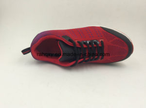 Fabric Flyknit Sports Style New Designed Safety Shoes Casual Shoes (16057) pictures & photos