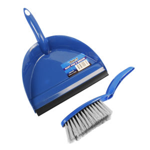 Cleaning Tool Dust Pan & Broom Set Accessories pictures & photos