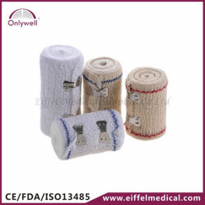 Spandex Cotton Emergency Rescue Medical Crepe Bandage pictures & photos