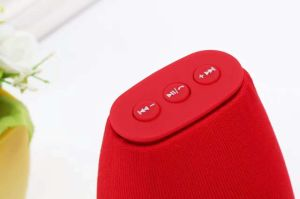 Cloth Network Process Portable Bluetooth Speaker (WSA-8616) pictures & photos