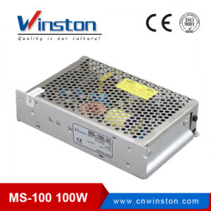 MS-100 Series Mini Size Single Output DC Power Supply with CE ROHS pictures & photos
