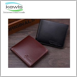 Two Colors Fashion Design Wallet for Men pictures & photos