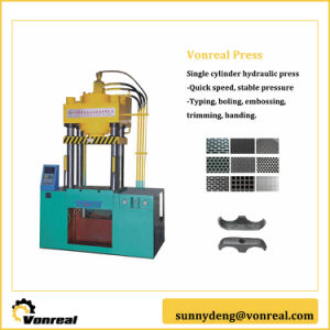 Four Column Hydraulic Press/Four Pillars Hydraulic Press pictures & photos