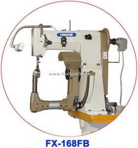 Double Thread Seated Type Inseam Sewing Machine pictures & photos