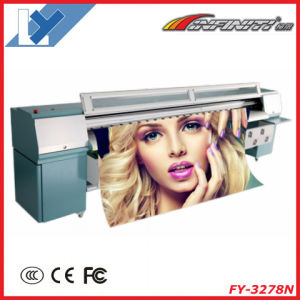10 Feet Large Format Solvent Inkjet Printer Infiniti Fy-3208t Flex Banner Printing Machine pictures & photos