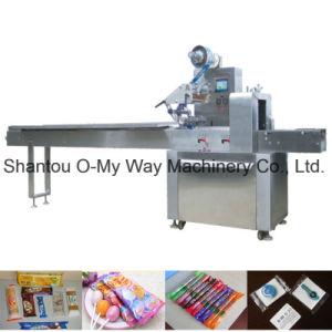 Horizontal Type Automatic Biscuit Packaging Machine pictures & photos