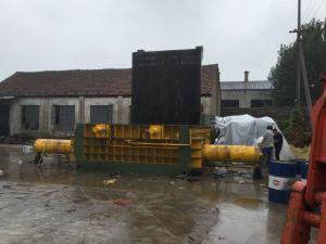 Y81k-500 Scrap Metal Baling Press pictures & photos