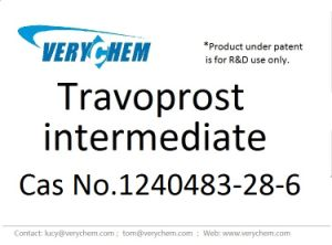 Pharmaceutical Travoprost Intermediate CAS 1240483-28-6 pictures & photos