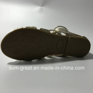 Ladies Shoes Flat Shoes Single Shoes Sandals pictures & photos