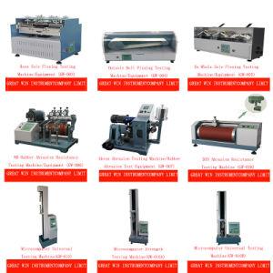 Mfi Testing Machine for Plastic Melt Flow Index Test Equipment (GW-082A) pictures & photos
