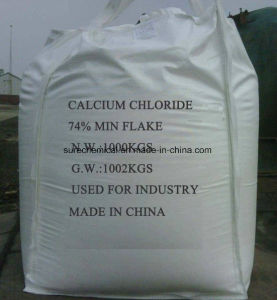 High Quality Calcium Chloride with 74% 77% 95% pictures & photos