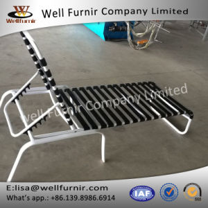 Well Furnir Strap High Chaise Lounge Without Armrest pictures & photos
