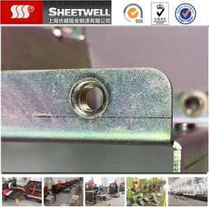 Customized Sheet Metal Fabrications Manufacturer pictures & photos