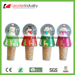 Polyresin Decorative Snow Globe Statue for Home Decoration and Promotional Gifts pictures & photos