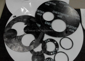 Chesterton Klinger Garlock Gasket Paper PTFE Sealing Rubber Automatic Oscillating Cutter Machine pictures & photos