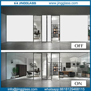 Professional Switchable Glass Manufacture Dimming Glass with Office Partition pictures & photos