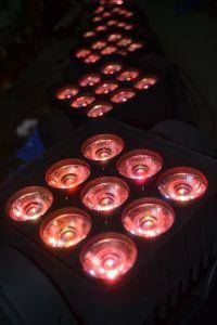 9PCS LED Bulb Matrix Moving Head Stage Light pictures & photos