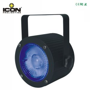 Low Power DMX 30W 1X30W RGBW COB PAR Light pictures & photos