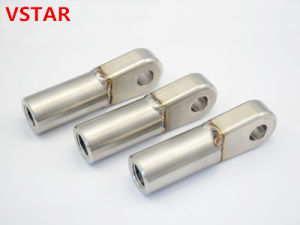 Customized High Precision Plated Part by CNC Machining pictures & photos