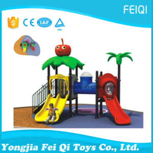 New Design Supplier Castle Playground Air to Slide Nature Series (FQ-YQ-01202) pictures & photos