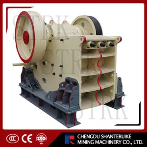 Jaw Crusher Energy Saving Stone Jaw Crusher with ISO 9001 Certificate pictures & photos