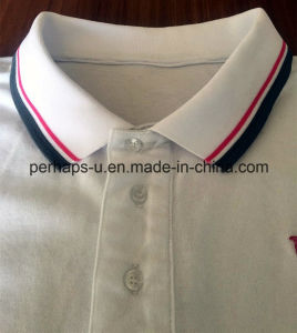 Wholesale Men Polo Tee with Custom Logo pictures & photos