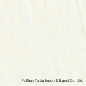 Buliding Material 600X600mm White Amazon Porcelain Polished Tile (TJB601) pictures & photos