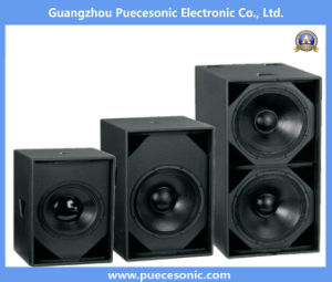 F-10 Two- Way Loudspeaker System Professional Speaker pictures & photos