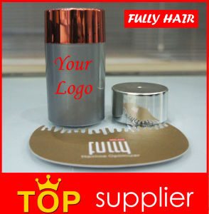 Free Samples Fully Keratin Hair Building Fibers Spray for Hair Thickening OEM pictures & photos