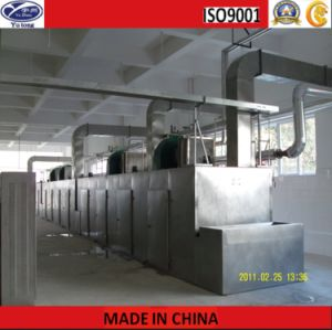 Pleurotus Eryngii Multi Layer Mesh Belt Drying Machine pictures & photos