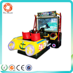Best One-Arcade Virtual Reality Cinema Car Racing Game Machine pictures & photos