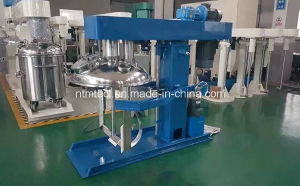 Concentric Dual-Axle Platform Type Mixer for Large Capacity Mixing pictures & photos