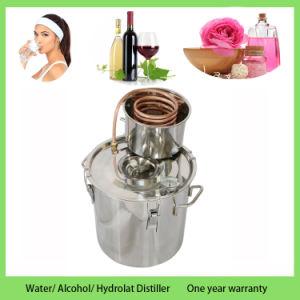 Gin Fruit Brandy Distiller Moonshine Copper Distillation Equipment 5gal pictures & photos