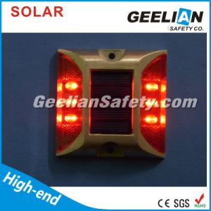 Street Divider Good Quality Yellow Cat Eye Road Divider Reflector pictures & photos