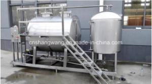 CIP Cleaning System for Beverage/Juice /Dairy Machine pictures & photos