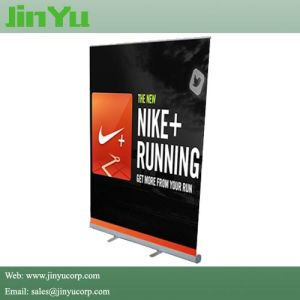 120cm*200cm Economic Retractable Roll up Banner Stand pictures & photos