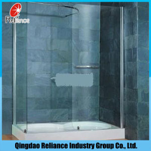 5-19mm Curved Tempered Float Glass with ISO, CCC Certificate pictures & photos