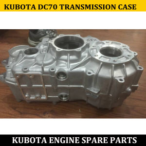 Manufacture Kubota DC70 5t054-15112 5t054-15122 DC70 Transmission Case pictures & photos