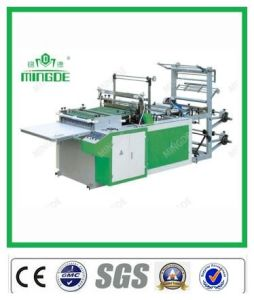 Universal Transparant Plastic Bag Making Machine pictures & photos