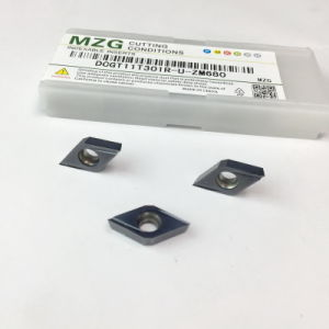 PCB CBN Clip-Type CNC Cerament Ceramics Tungsten Carbide Indexable Insert pictures & photos