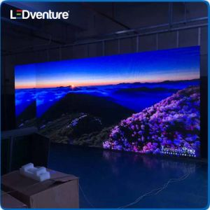 Indoor Energy Saving LED Screen for Advertising pictures & photos