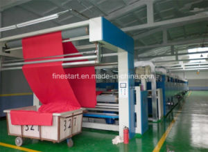 Heat Setting Stenter Machinery of Textile Finishing Machinery pictures & photos