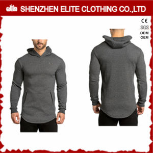 Wholesale Blank Dri Fit High Quality French Terry Hoodies (ELTHSJ-1177) pictures & photos