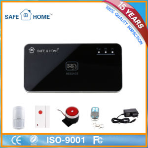 Smart Home Wireless Security GSM Alarm System pictures & photos