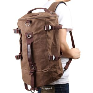 Duffel/Canvas Backpack Travel Laptop Hiking Hunting Luggage Sports Gym Bag pictures & photos