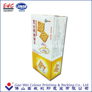 Printed Food Paper Gift Packaging Box pictures & photos