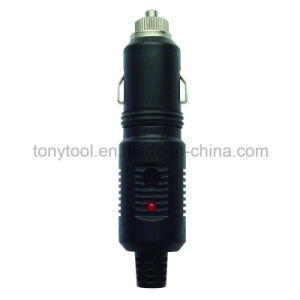 12V Replacement Cigarette Lighter Plug with LED Indicator Light pictures & photos